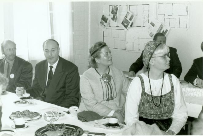 Karjalaiset kesäjuhlat Imatralla 1993.